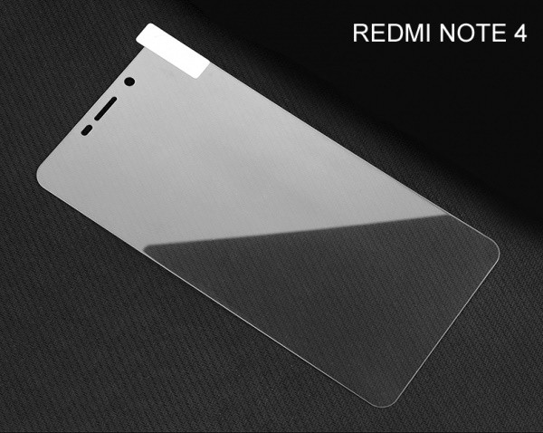 Tempered Glass Xiaomi Redmi Note 4 2.5D Curved Edge