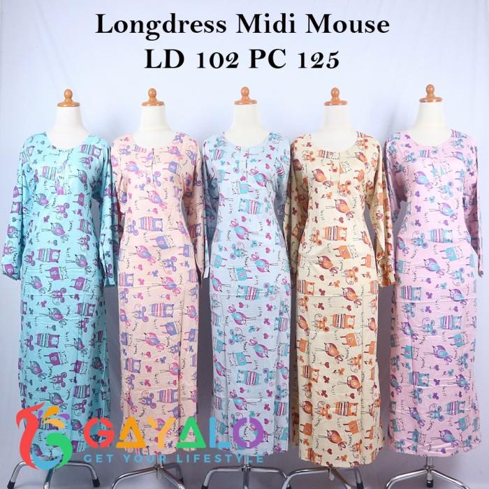 harga Longdress mouse/baju tidur/baju daster/baju hamil Tokopedia.com