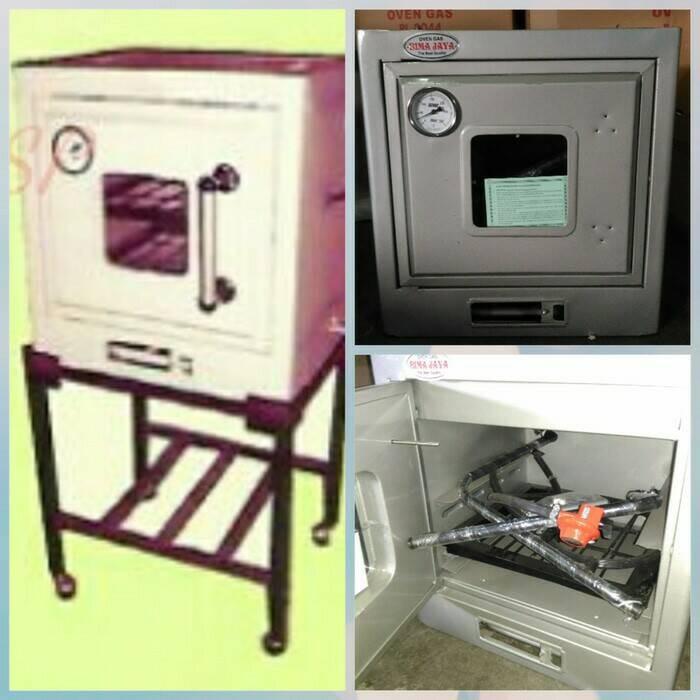 Foto Produk oven gas murah bima 5044 + termo via ekpedisi dari majdi syarif