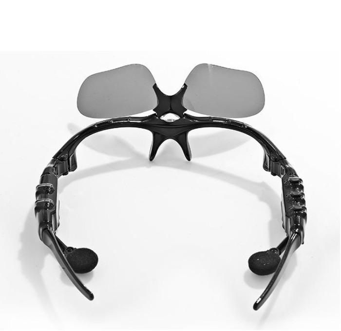Kacamata Wireless Yang Dilengkapi Bluetooth Mp3 Dan Headset Untuk ... d6e3c4f75b