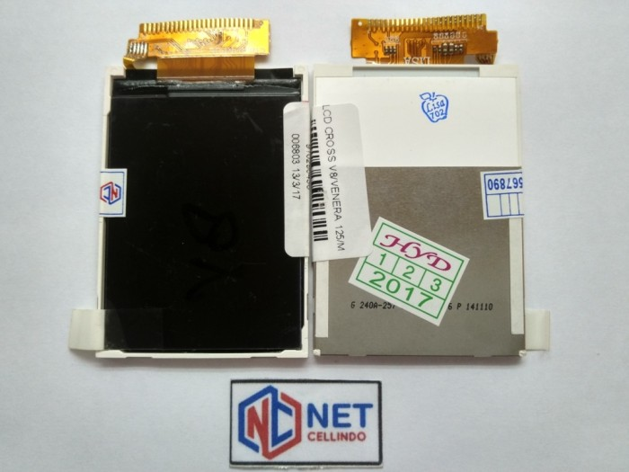Lcd cross / evercoss v8 / v7 / mg538 / t240a217