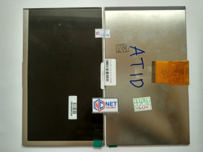 Lcd cross / evercoss at1d / advan e1b / t1i