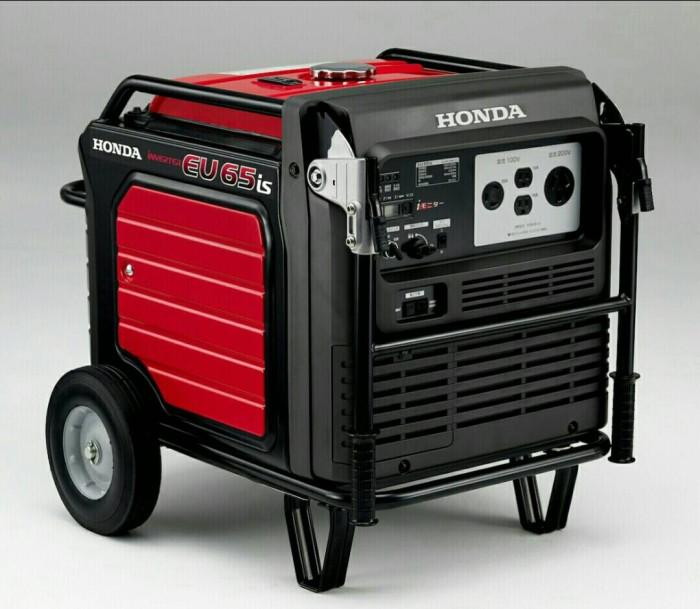 harga Generator honda eu65is/genset honda eu65is 6.5kva/6.500 w Tokopedia.com