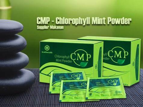 harga Cmp ~ chlorophyll mint powder ~original hwi - pelangsing herbal - bpom Tokopedia.com