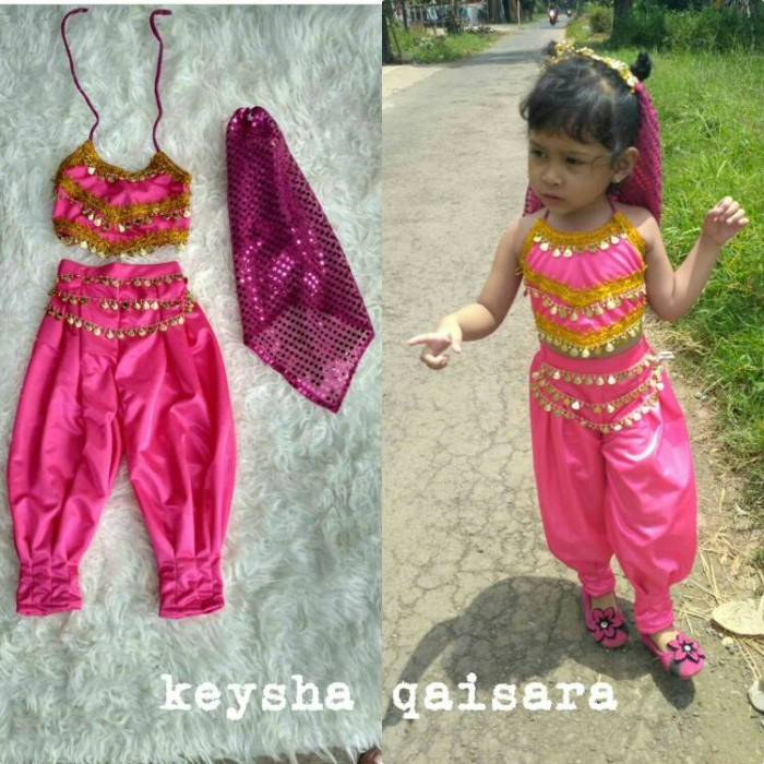 baju india anak murah/baju india anak/baju pesta anak 0-3 th