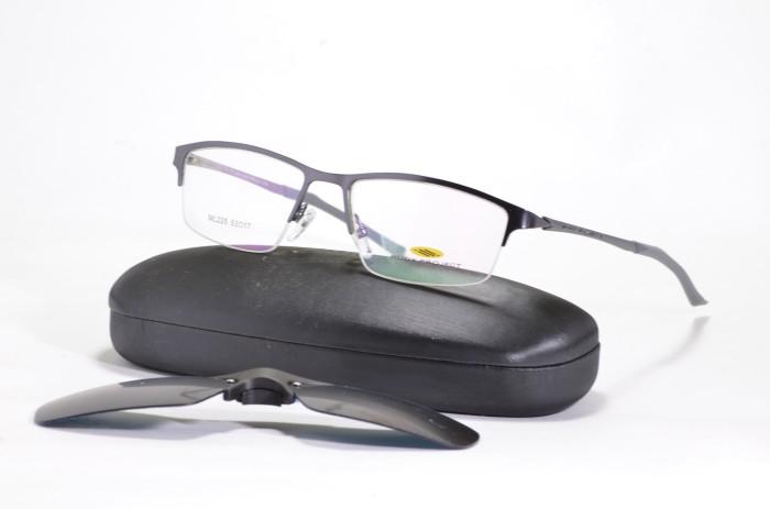 harga Kacamata clip on minus (frame+lensa) rudy project ml225 pria wanita Tokopedia.com