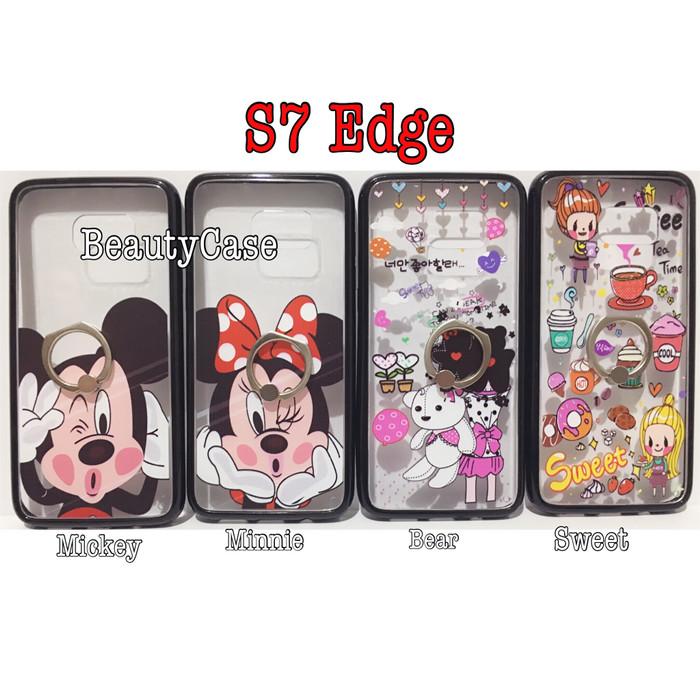 Original 360 Degree Slim Fit Case For Xiaomi Redmi Note 4 Hitam Source . Source · S7 Edge Ring Case+ iring Samsung Galaxy S7Edge