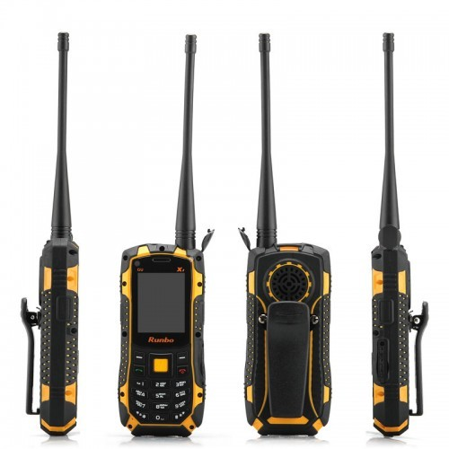 harga Original runbo x1 outdoor phone bisa walkie talkie Tokopedia.com