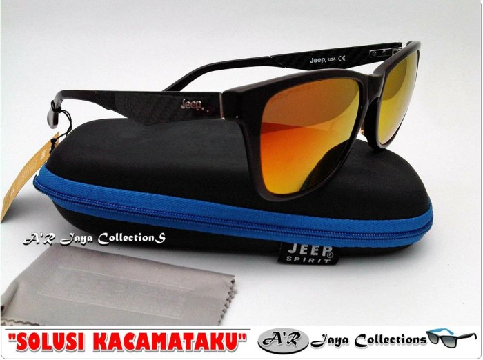 Jual Sunglasses Outdoor JEEP Original Kacamata Polarized Lens c620f6372a