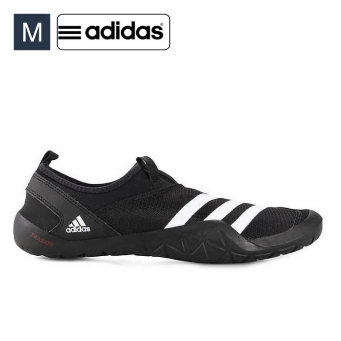 harga Sepatu pria adidas climacool jawpaw slip on black men original Tokopedia.com