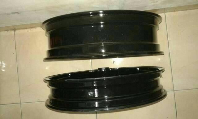 harga Velg scorpio z - vixion - megapro lebar 2.50 - 3.50 in tromol belakang Tokopedia.com