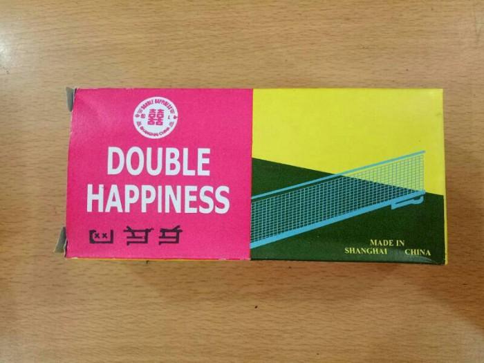 Net Tenis Meja Pingpong Double Happiness