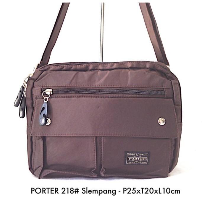 Jual TAS SELEMPANG KECIL PRIA WANITA PORTER 218 JAPAN SLING BAG 6 ... 24f5c4080a