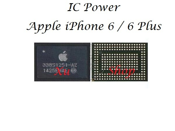 harga Ic power big apple iphone 6 / 6 plus original new (kode: 338s1251-az) Tokopedia.com
