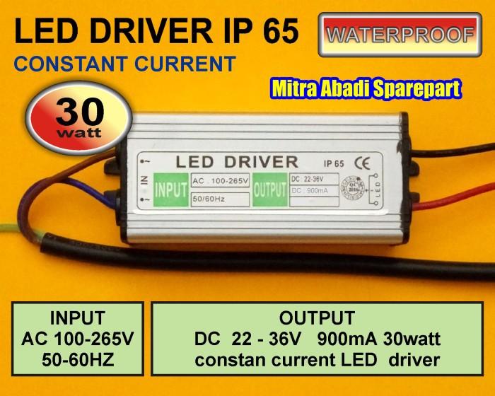 Bisa dihubungkan dengan LED Driver ini