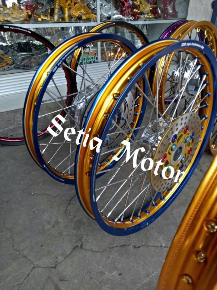 harga Velg tdr ring 17 matic beat vario scopy vario 125 / 150 beat injek Tokopedia.com