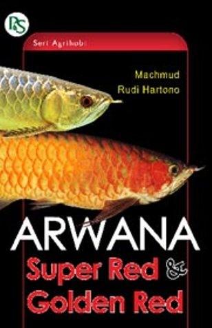 harga Buku Arwana Super Red & Golden Red Tokopedia.com
