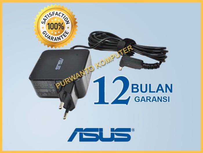 harga Adaptor/charger asus s200, x200e, x200ma square 19v - 1.75a Tokopedia.com