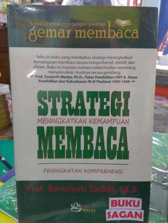 harga Buku strategi meningkatkan kemampuan membaca peningkatan komprehensikh Tokopedia.com