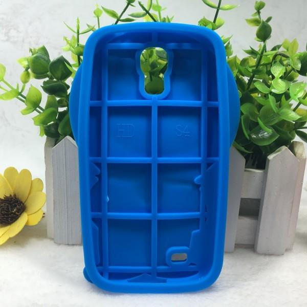 Case 4D Doraemon Samsung Galaxy S4 /Karakter/Softcase/Soft/3D/ 0704