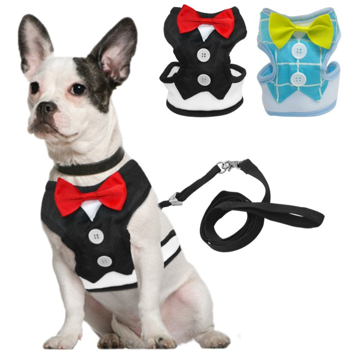 harga Harness anjing / tuxedo anjing / harness tuxedo anjing Tokopedia.com