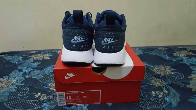 Jual Nike Air max Tavas Coastal Blue obsidian BNIB original murah ... 9bf62a4f3f