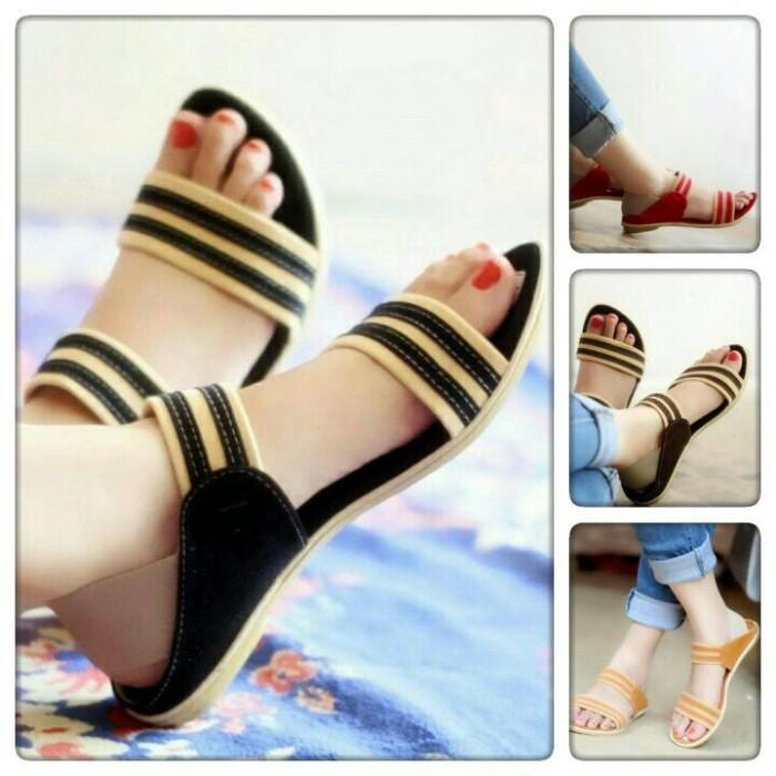 Sendal Karet Wanita Sepatu Sandal Department Store - Daftar Harga ... 74c023dd3b
