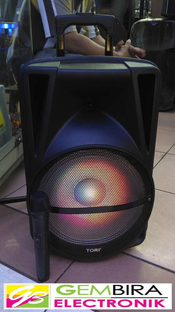 harga Speaker meeting wireless tori 12 inch Tokopedia.com
