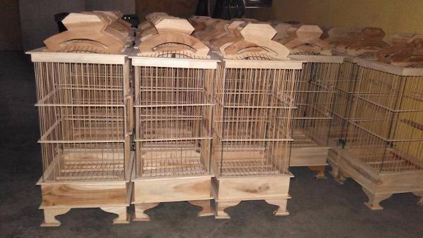 harga Sangkar pcmi sangkar kayu sangkar burung Tokopedia.com