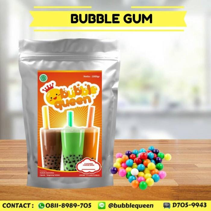 Powder Drink/Bubuk Minuman /Bubble Drink Powder rasa Bubble Gum