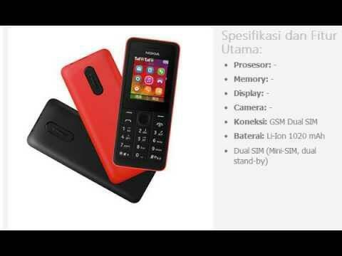 harga Handphone jadul nokia 107 dual sim gsm gsm Tokopedia.com