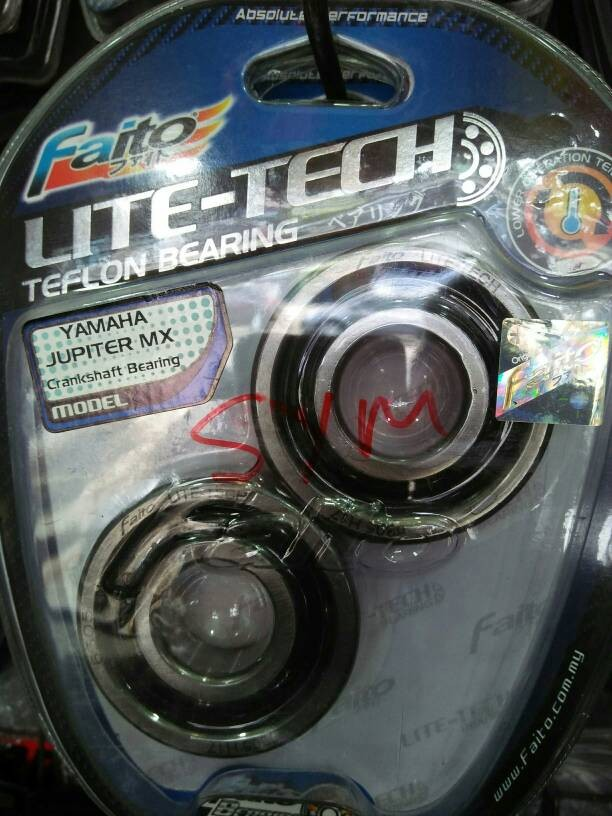 harga Bearing kruk as jupiter mx vega zr klx 150 faito lite tech Tokopedia.com