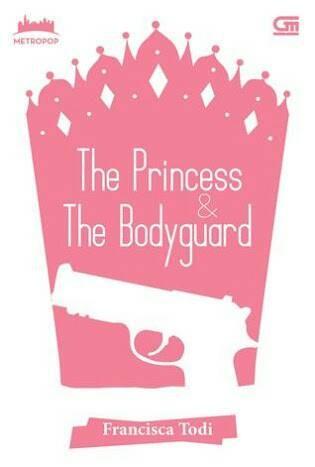harga The princess & the bodyguard Tokopedia.com