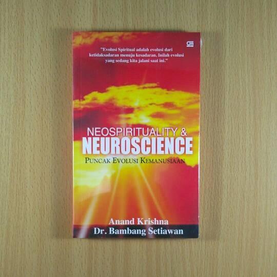 harga Buku neospirituality & neuroscience - anand krishna Tokopedia.com