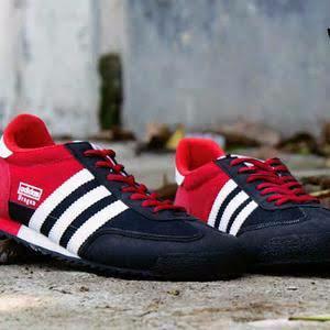 Jual Exclusive Sepatu Casual Adidas Dragon Warna M Termahal