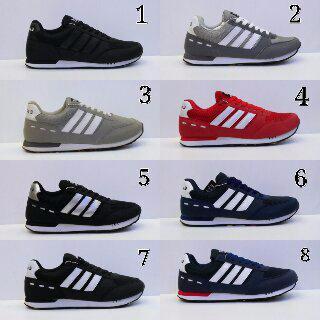 Jual pusatnya Sepatu Adidas Neo Racer For Man watchout wedges yeezy yonex Jakarta Selatan Flip Shoes | Tokopedia