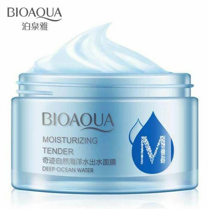 harga Bioaqua moisturizing tender deep ocean water Tokopedia.com