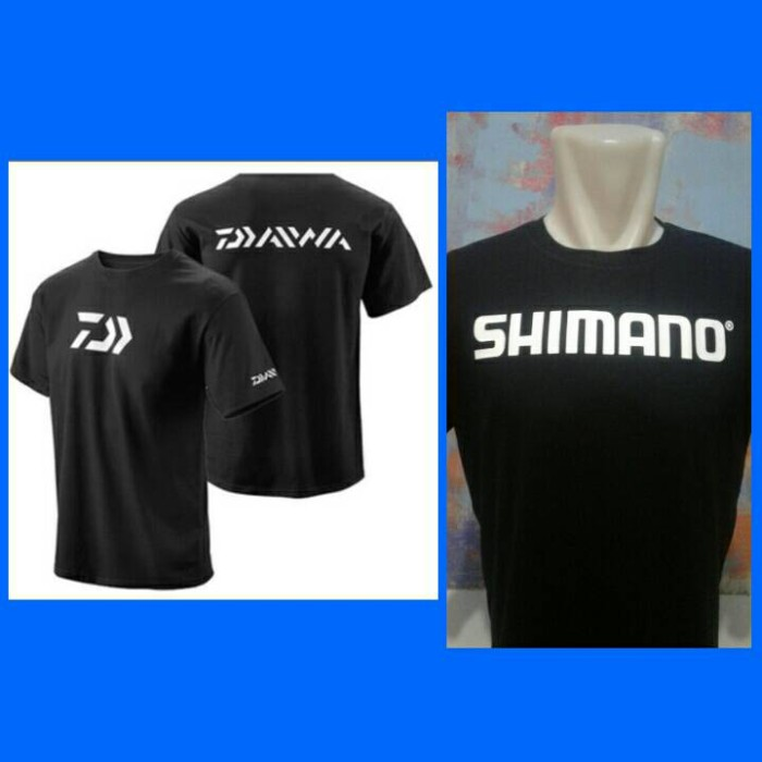 harga Kaos Baju Mancing Daiwa Shimano Sepeda Fishing Mania Murah Tokopedia.com