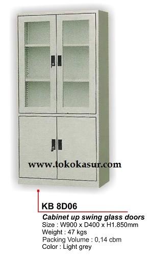 harga Filling cabinet ( lemari besi ) 2 pintu besi kb 8d06 Tokopedia.com