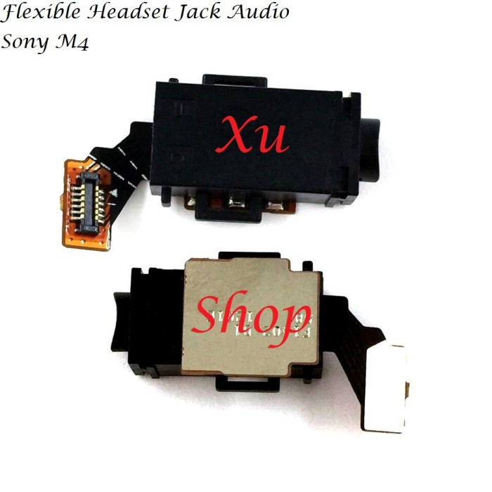 harga Flexible headset / jack audio sony xperia m4 original new Tokopedia.com