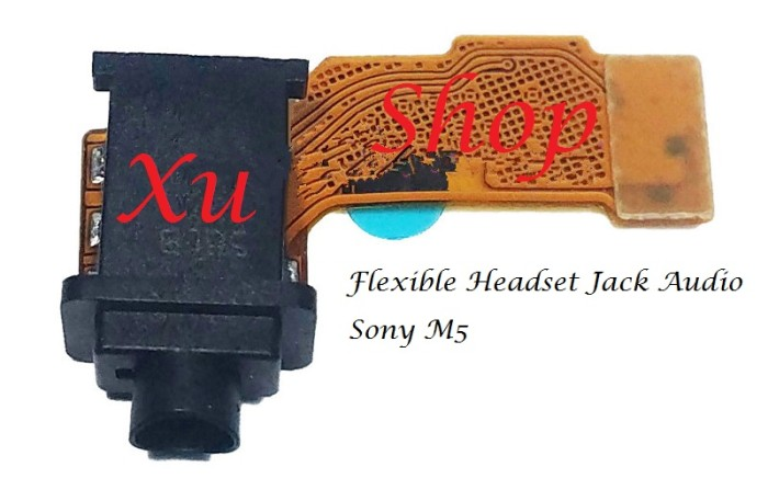 harga Flexible headset / jack audio sony xperia m5 original new Tokopedia.com