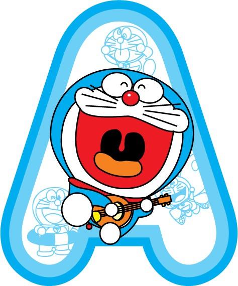 Download 80+ Gambar Doraemon Huruf Terbaru Gratis