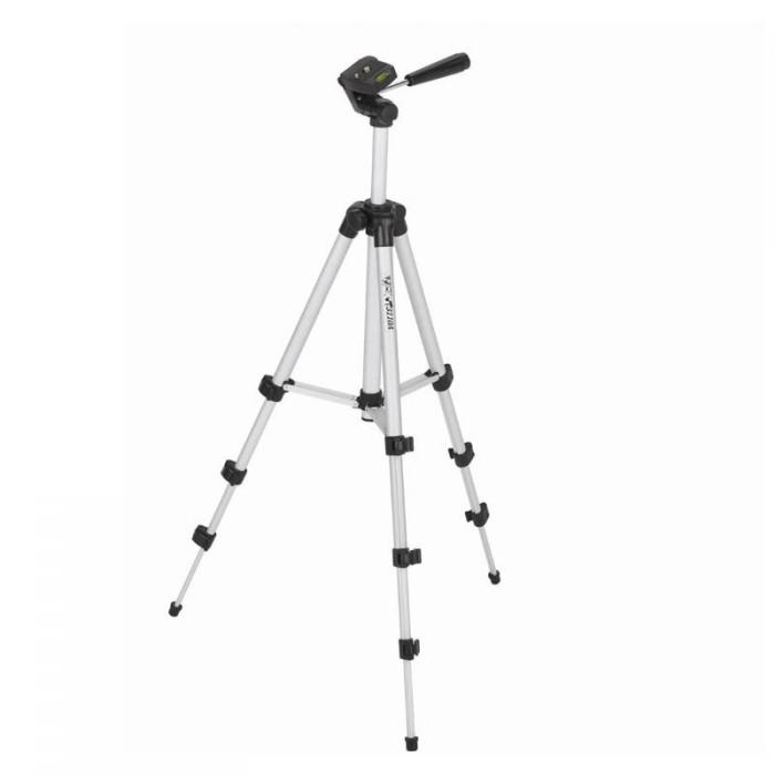 harga Weifeng portable tripod stand 4section aluminium legs brace wt-3110a Tokopedia.com