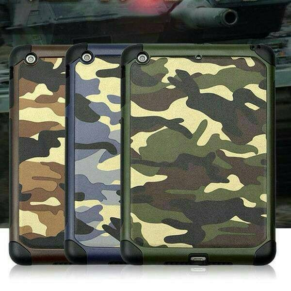 harga Hard case army ipad mini 1/new/camouflage(military/rugged/armor) Tokopedia.com