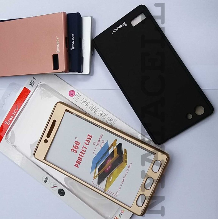 lowest price defba 22a59 Jual Case Ipaky 360 Oppo Neo 7 A33 A33W Hard Full Body Casin Limited -  PELANGI CELL,ULAR | Tokopedia