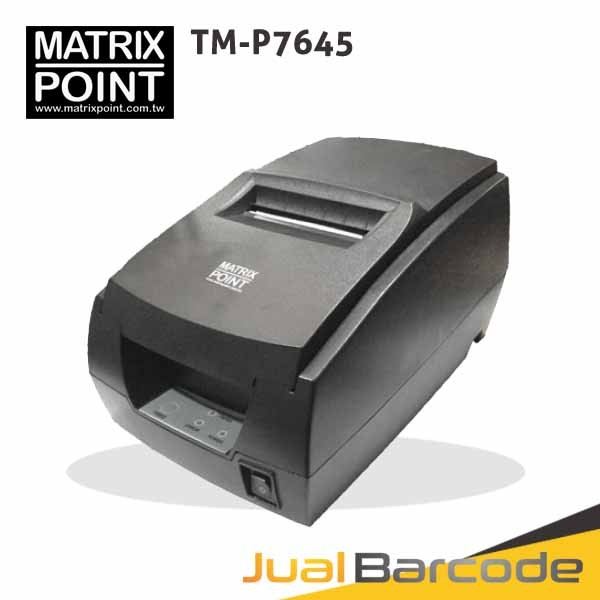 harga Printer kasir matrix point tmp 7645 | pos struk dot matrix tmp7645 Tokopedia.com