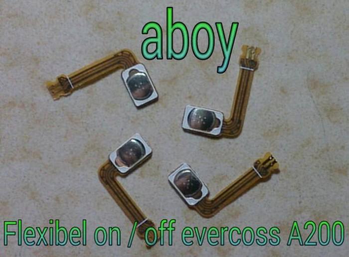 harga Flexibel on / off evercoss a200 ori Tokopedia.com