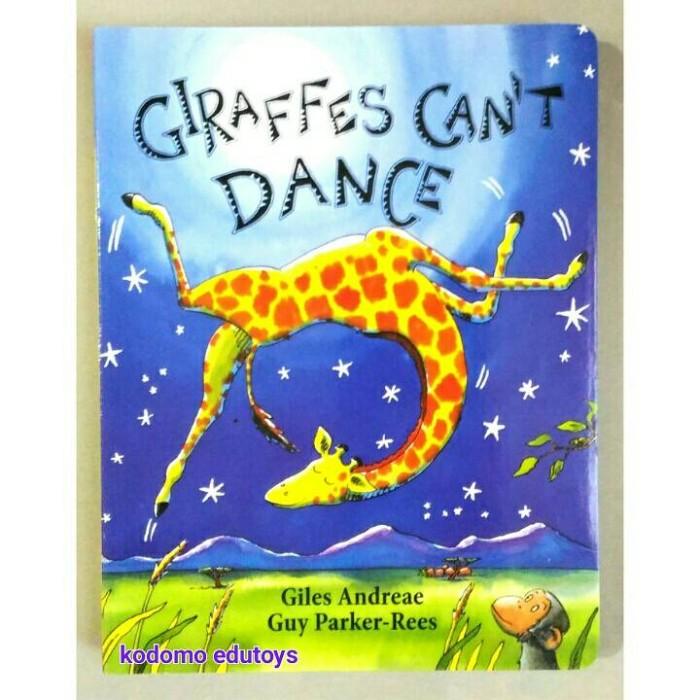 harga Giraffes can't dance by giles andreaeguy parker-reesbuku impor anak Tokopedia.com