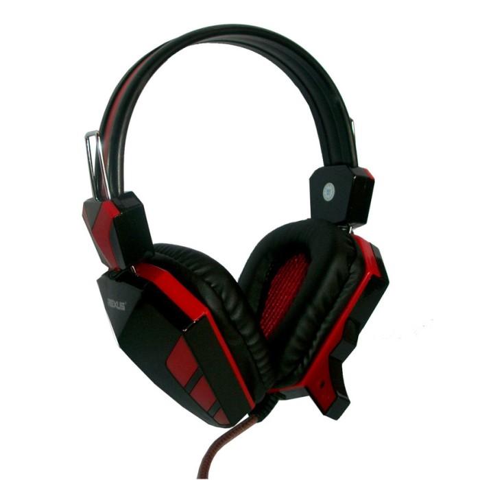 harga Head set rexus f22 headset gaming game f 22 headphone ergonomic Tokopedia.com