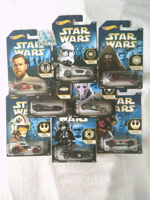 harga Hot wheels star wars - paket isi 8 mobil Tokopedia.com